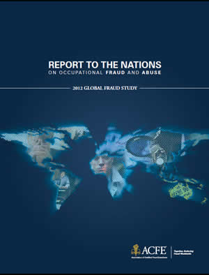 Report To The Nations 2012