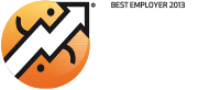 Logo Najlepszy Pracodawca 2013
